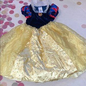 Disney Store Snow White Costume